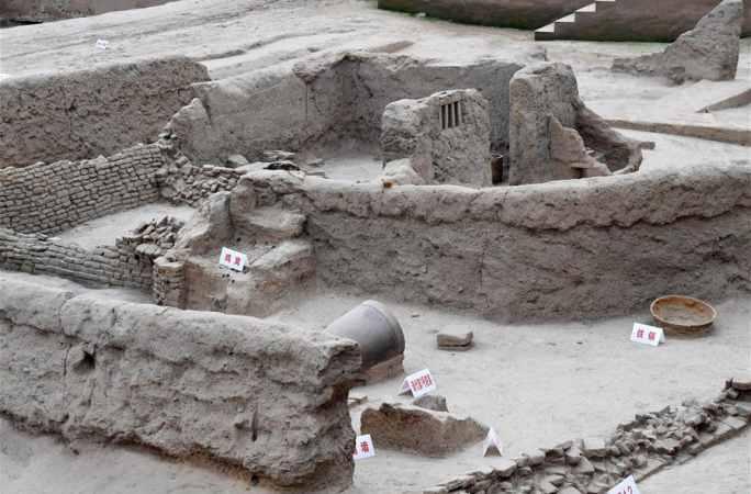 허난 카이펑 '성라성(城摞城)' 발굴 박차