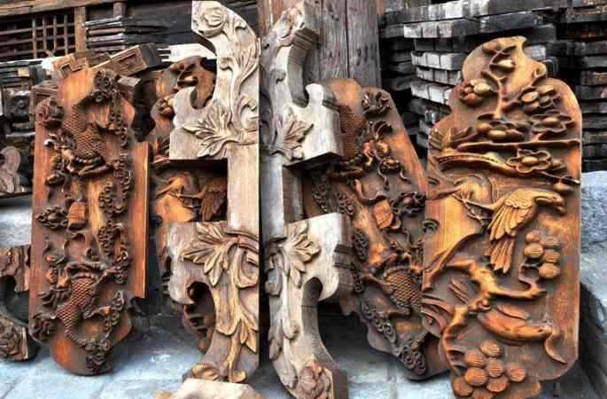 허난 옌링 생태원림에 세워진 고색창연한 명∙청 건축물…독특한 운치 더해