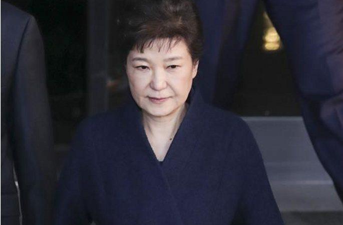 韓검찰, 박근혜 구속영장 청구 결정