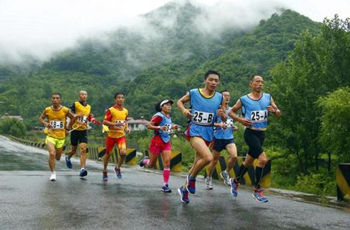 중국 산악마라톤 시리즈 경기 곧 가동