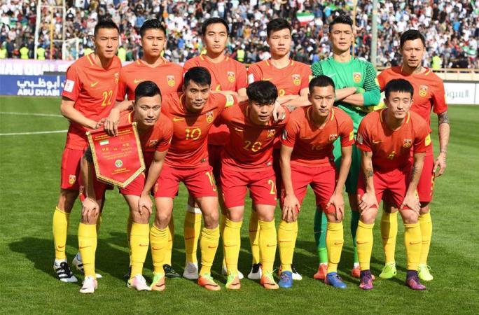 [월드컵 예선] 중국, 이란에 0-1