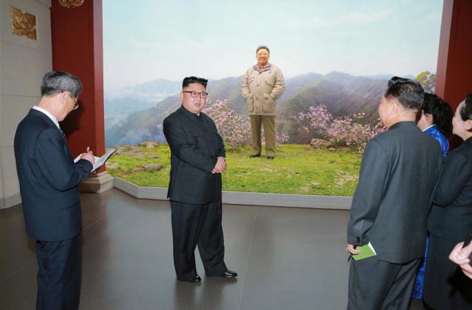 김정은 혁명전통교육 강화 중요성 강조