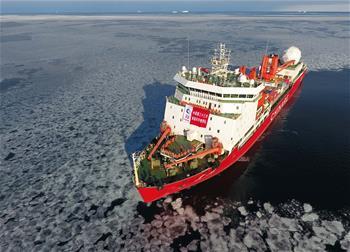 中 최초로 '중국의 남극사업' 리포트 발표
