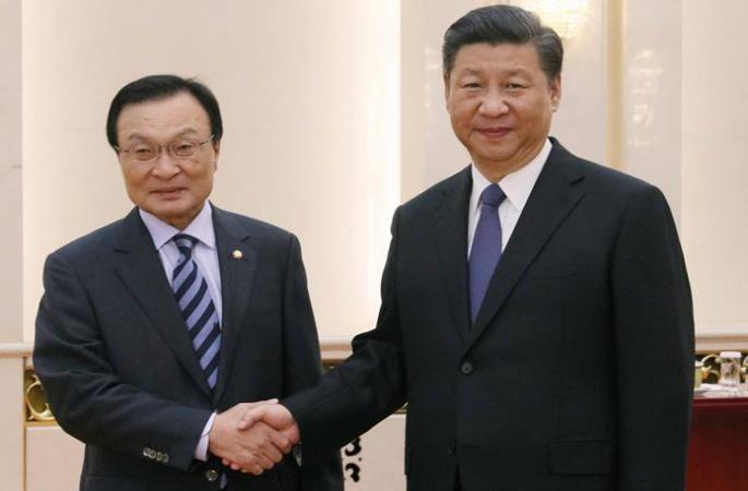 (뉴스번역)3대 키워드를 통해 알아 보는 시진핑 中 국가주석의 한국 대통령 특사 회견