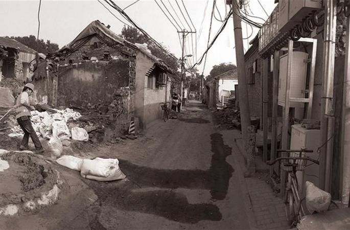 베이징: '수향' 첸먼서 선보여