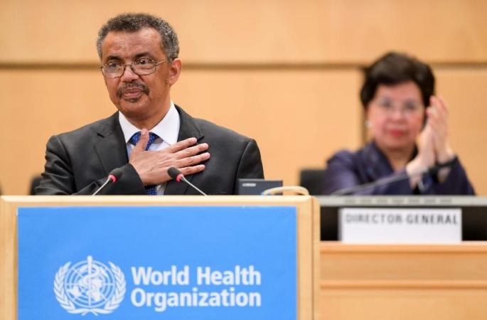 세계보건기구 사무총장 당선인, 하나의 중국 원칙 견지 재천명
