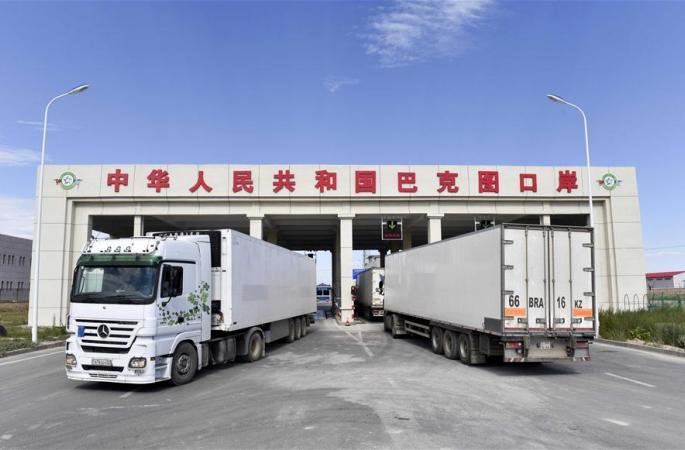 (분발,분투의5년)신장바커투출입국관리사무소상반기과일야채3만톤수출