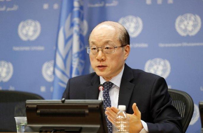 주유엔중국대사, 신형 글로벌 발전 동반자 관계 구축 촉구
