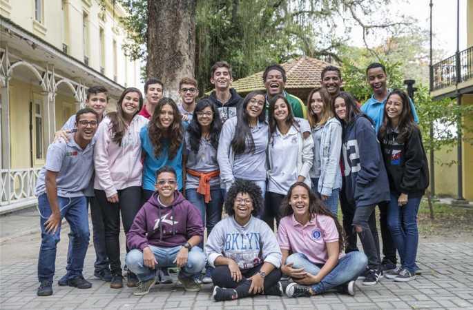 브라질 아이의 중국꿈—브라질 中葡 이중 언어 학교 탐방