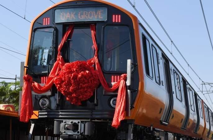 중국이 연구 제작한 첫 미국 보스턴 오렌지선 지하철, 창춘서 조립 마쳐