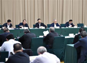 전국 정협, 2017년 제3분기 거시적 경제 형세 분석 좌담회 개최