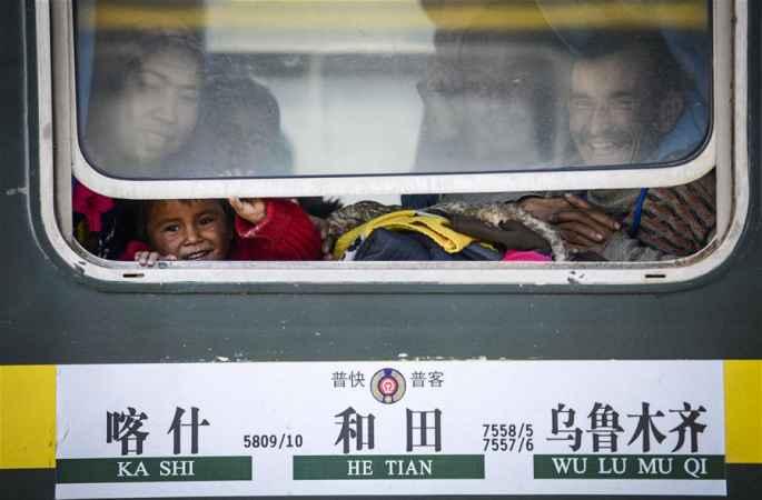 '빠른' 생활로 달려가는 신장의 녹색 '완행 열차'