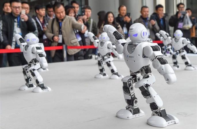 인텔리전트 붐, 中 제조업의 새로운 변화 주도
