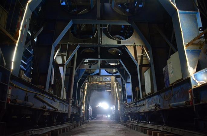 중국-라오스 철도 첫 터널 전구간 관통