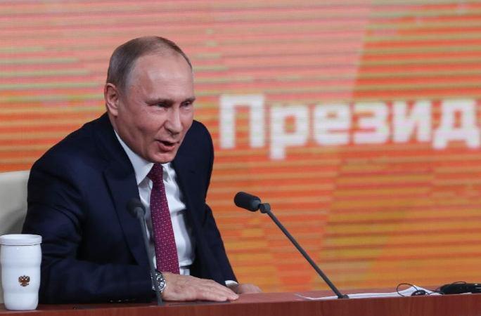 푸틴 俄 대통령, 중국과의 장기적인 전략적 관계를 발전시키는 것은 俄 전국의 공동 인식