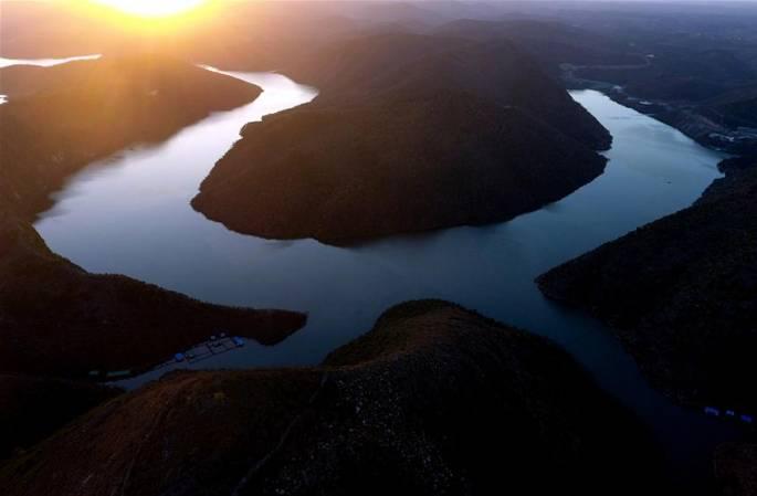 맑은 물 지킴이 남수북조 수원지 3년 녹색발전 전환기