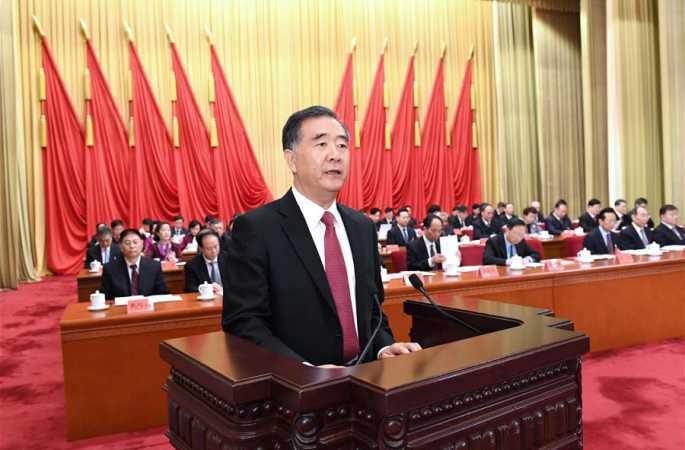 중국민주건국회 제11차 전국대표대회 베이징서 개막