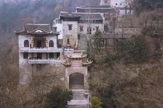 [TV] 드론 촬영: 화목란(花木蘭)의 고향 목란산(木蘭山)