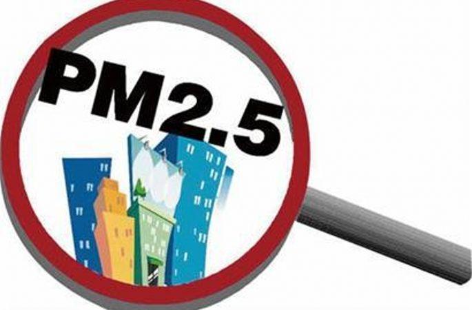 2017년 중국 도시들의 PM2.5 농도 동기대비 6.5% 하락