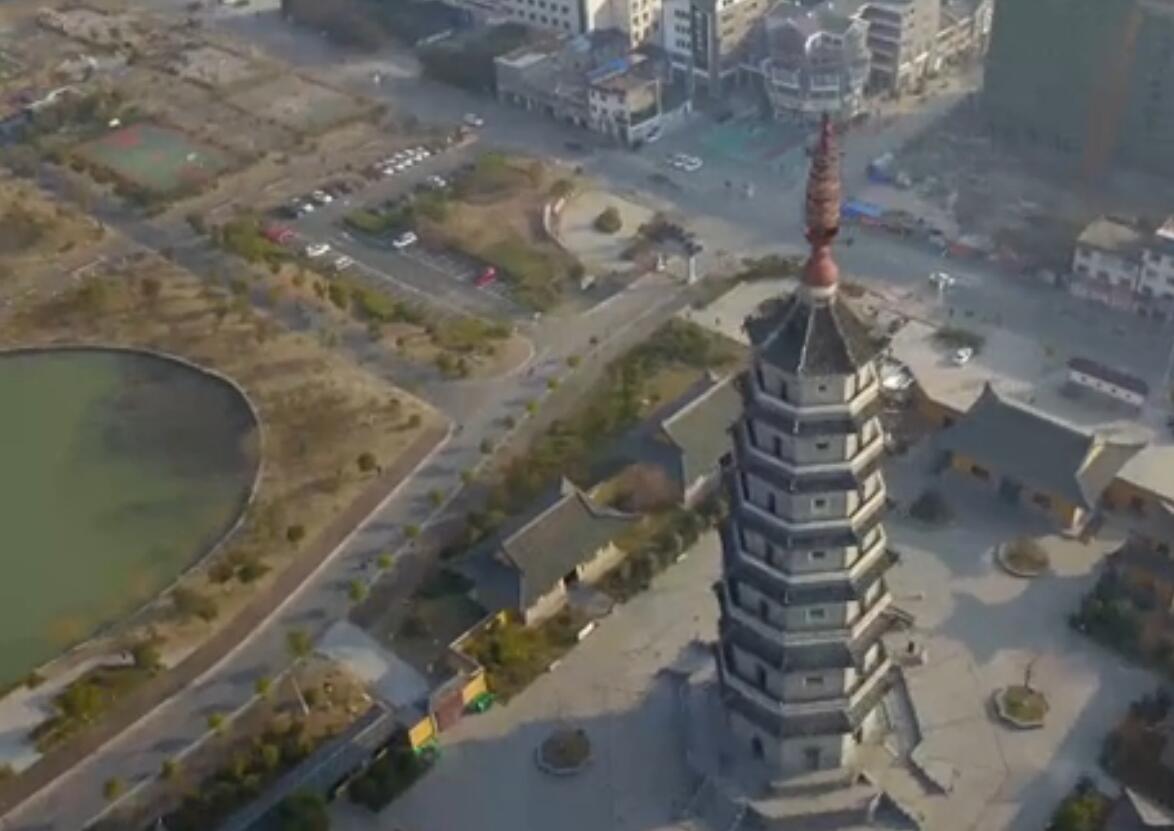 [TV] 장쑤 롄수이(漣水) 오도호(五島湖) 드론 촬영