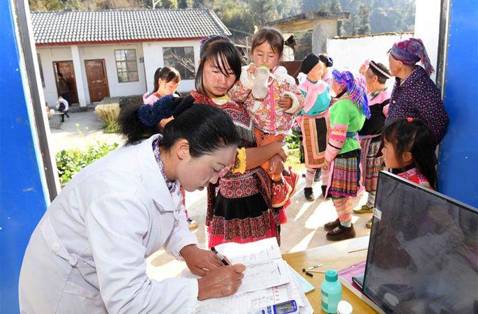 세계 보건의 날: 중국 위생건강부처 '보편적 의료보장(UHC)' 추진