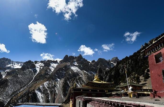 칭하이 위수: 티베트 명찰 다나쓰서 역사의 맥박을 느껴
