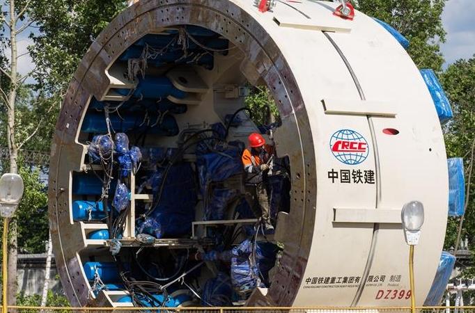 중국 기업, 모스크바 지하철 프로젝트 건설 추진