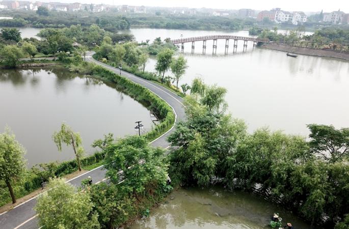 물의 고향 항저우: 물따라 길따라 풍경따라