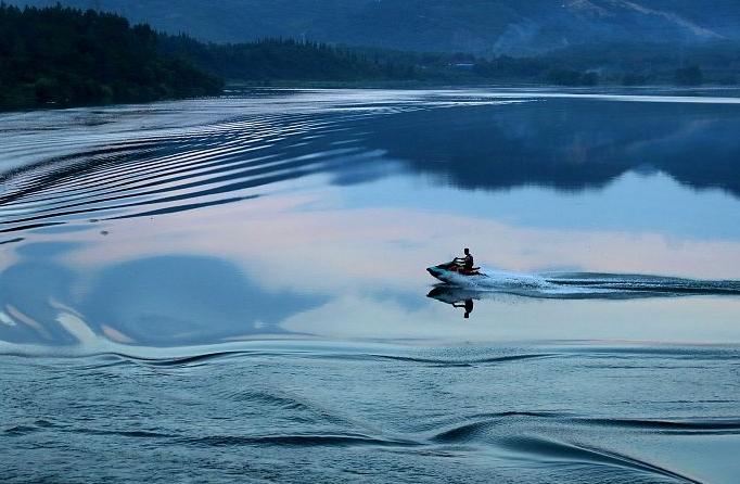 광시 구이린: 하장제 통해 물 맑고 수려한 경치 복원