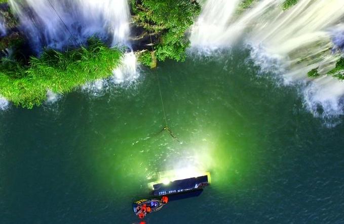 광시 류저우: 푸른 강물에서 누리는 시원함