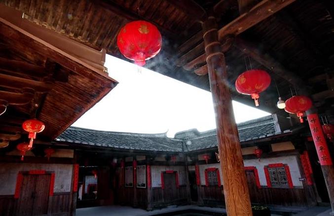 푸젠 융타이 산채 성곽 '아이징좡'…아시아태평양지역 문화유산보존상 우수상 수상