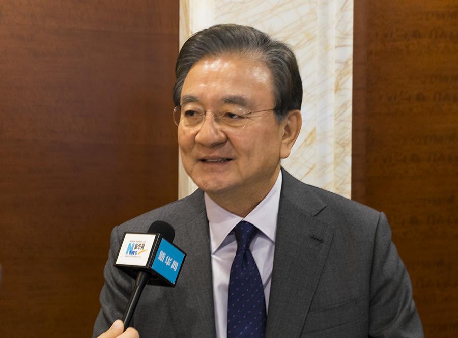 [특별 인터뷰] 홍석현: 중국 개혁개방 40년, 대단한 업적을 이루었다