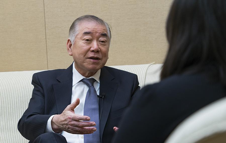 [특별 인터뷰] 문정인: 중국 개혁개방은 사상 초유의 성과