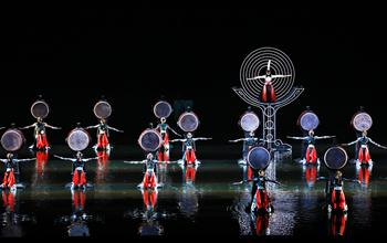 싼샤를 무대로 한 대형 시가문화 공연 '귀래삼협' 충칭서 새롭게 선보여
