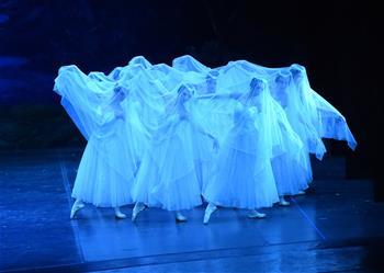 중국 중앙발레단 포르투갈서 공연