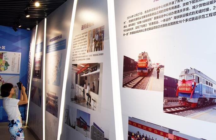 SCO 칭다오 정상회의 1주년: 산둥, 회원국과의 수출입 금액 30%↑