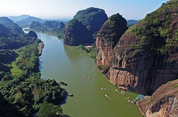 생태중국·청산녹수에 에워싸인 장시