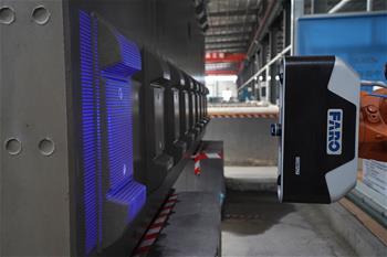 중국 고속철도 슬래브궤도 자동검사 기술…국제 선진 수준 도달
