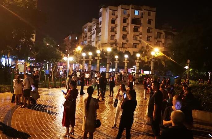 쓰촨 이빈 규모 6.0 지진 발생