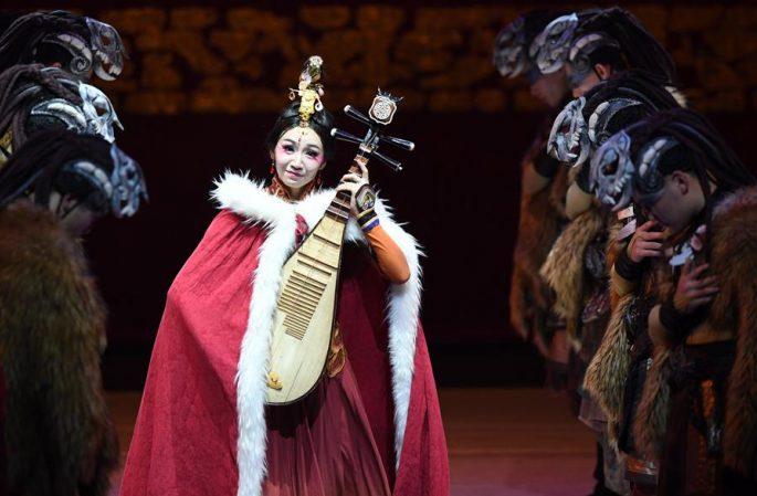 제9회 중국·홋호트 소수민족 문화관광예술행사 및 제20회 중국·홋호트 조군문화축제 개막