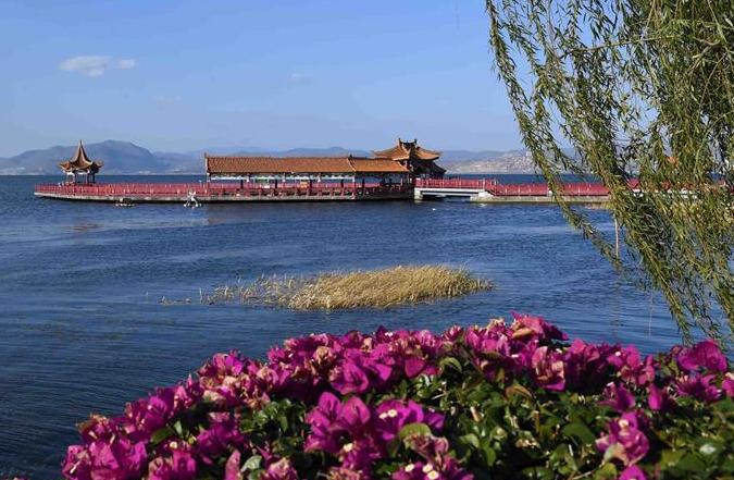 아름다운 청산녹수를 위해—시진핑 총서기가 생태문명건설을 시찰했던 곳 탐방