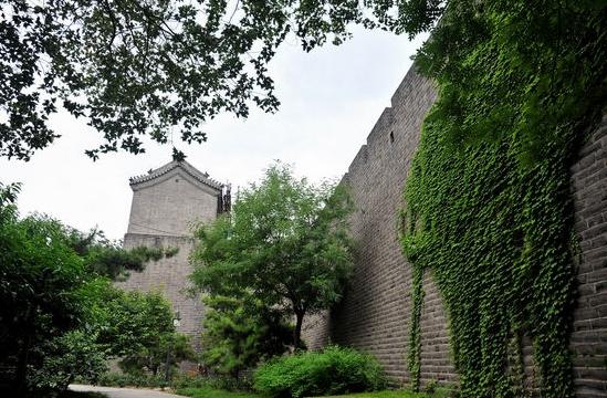 [TV]베이징의 옛 성벽--명나라 베이징성 성벽 유적 탐방