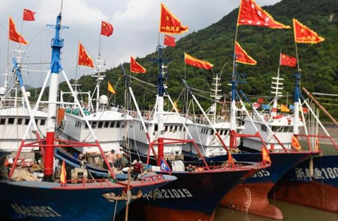저장: 어민의 조업 재개 축제