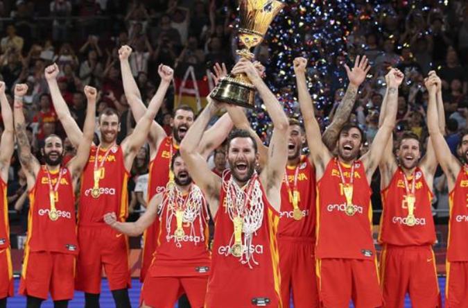 2019 FIBA 농구 월드컵 결승: 스페인 우승