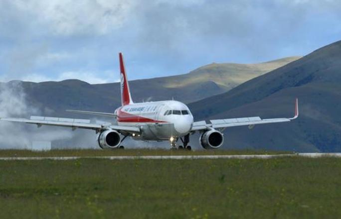 쓰촨 간쯔 거싸얼공항 개통