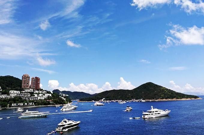 생태중국·'심포니 오브 라이트' 홍콩