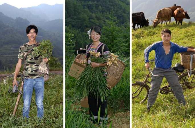 농촌 '인플루언서' 농산물 판매로 바빠