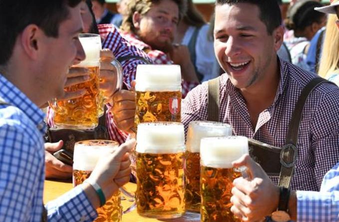 제186회 뮌헨 맥주축제 개막