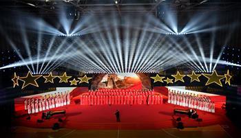 조국 찬가…신중국 수립 70주년 축하 행사 풍성
