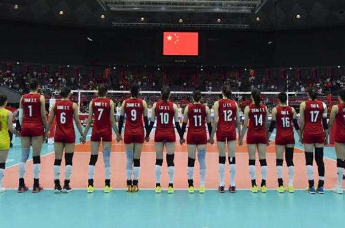 女배구 월드컵: 중국, 아르헨티나와 격돌